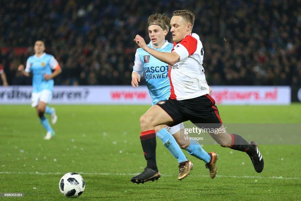 Feyenoord v Roda JC - Eredivisie