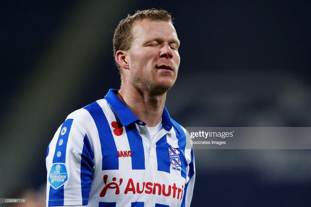 SC Heerenveen v RKC Waalwijk - Dutch Eredivisie : ニュース写真