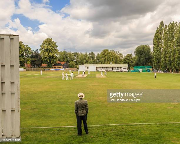 henley cricket fan - jim donahue stock pictures, royalty-free photos & images