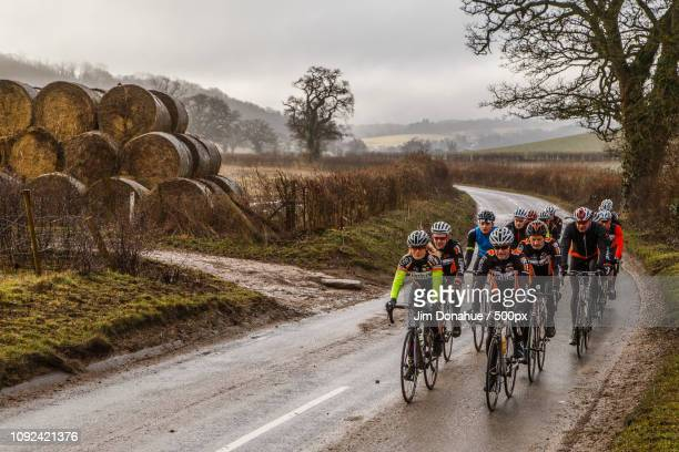 gs henley cycling club near stonor - jim donahue stock pictures, royalty-free photos & images