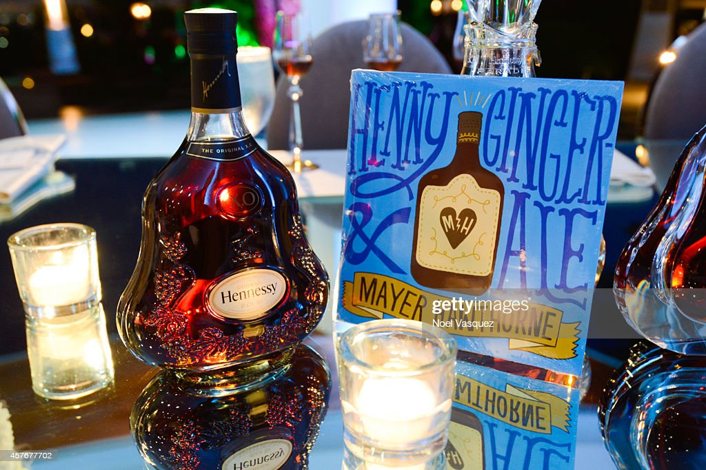 Hennessy X O and Mayer Hawthorne's