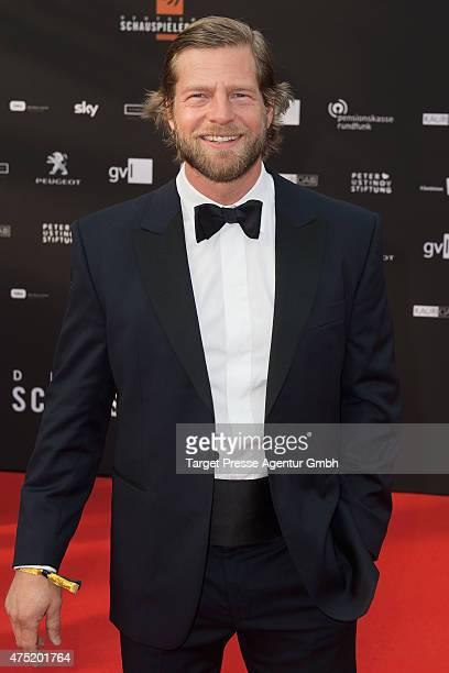 Henning Baum attends the 'Deutscher Schauspielerpreis 2015' at Zoopalast on May 29 2015 in Berlin Germany
