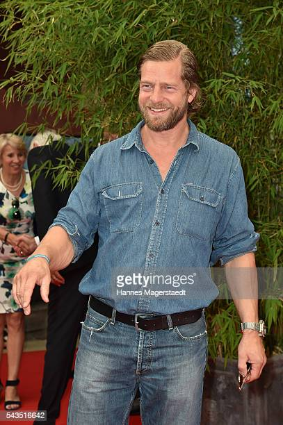 Henning Baum during the Bavaria Film reception during the Munich Film Festival 2016 at Kuenstlerhaus am Lenbachplatz on June 28 2016 in Munich Germany