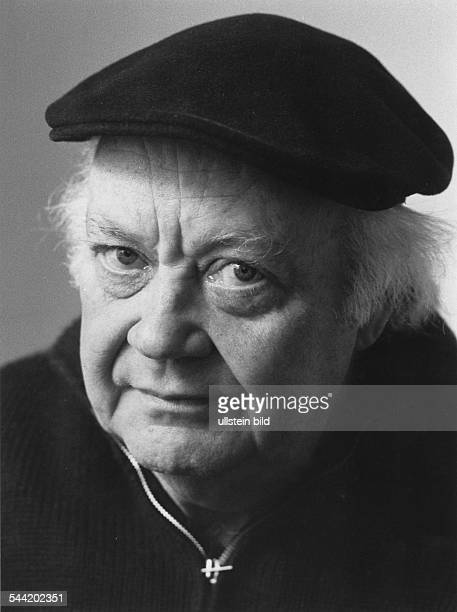 Henning Schlüter Schauspieler D Portraet 1989