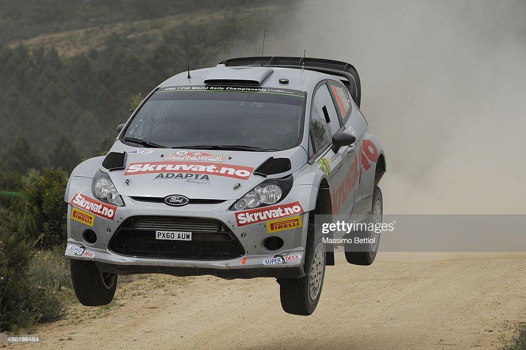 FIA World Rally Championship Italy - Day One : News Photo