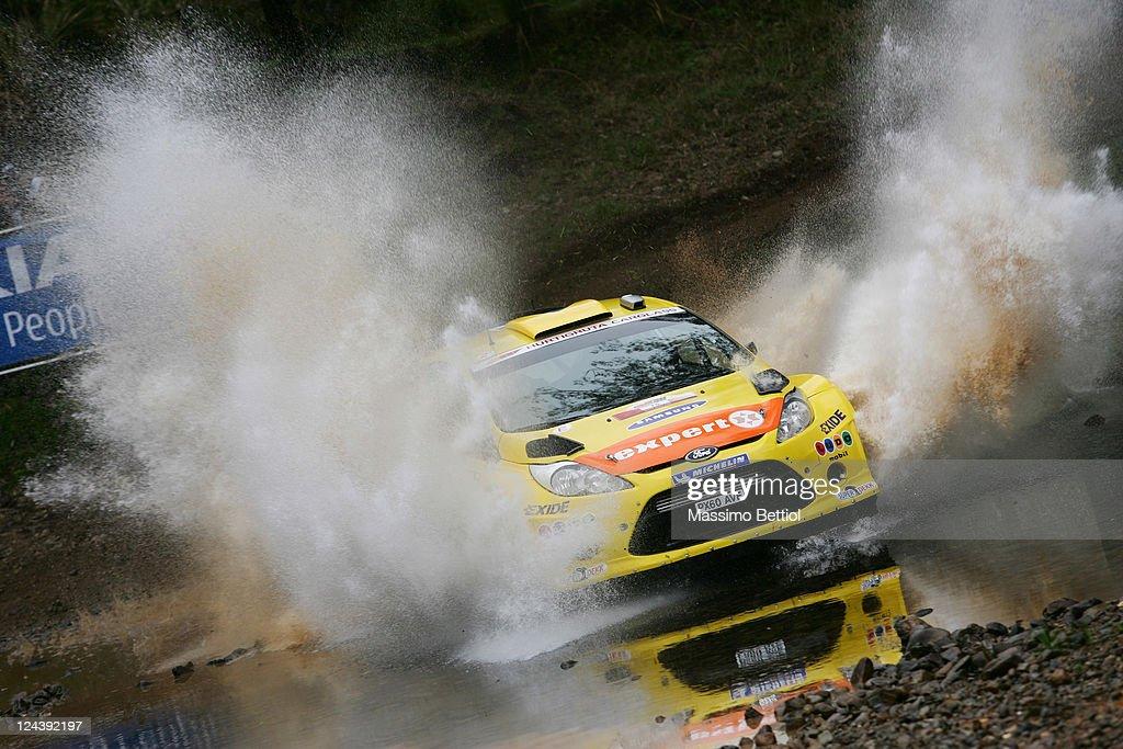 FIA World Rally Championship Australia - Day One : News Photo