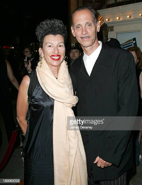 Henny Garfunkel and John Waters during 2004 Toronto International Film Festival A Dirty Shame Premiere at Elgin Theatre in Toronto Ontario Canada