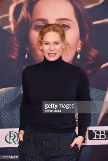 "Henny Reents during the photocall for the film ""Die Berufung"" on February 20, 2019 in Berlin, Germany."