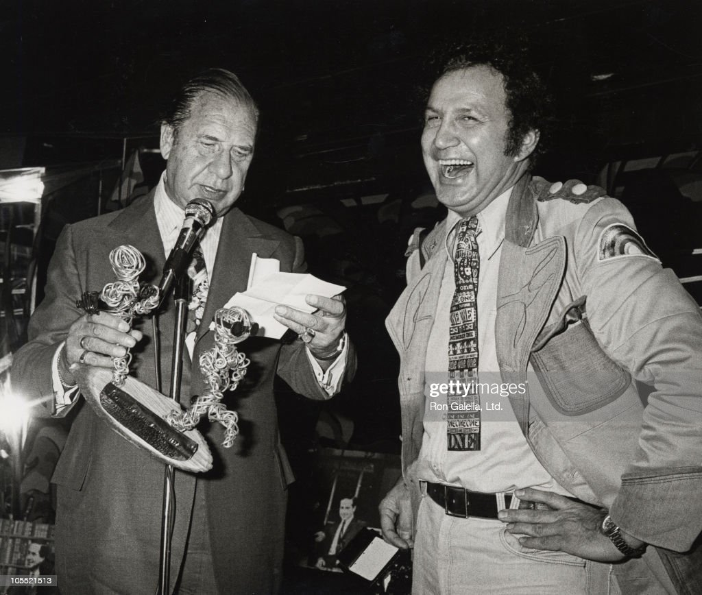 Joe Franklin's Tribute to 25 Years in Broadcasting : News Photo