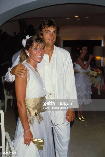 Henri and Brigitte Leconte
