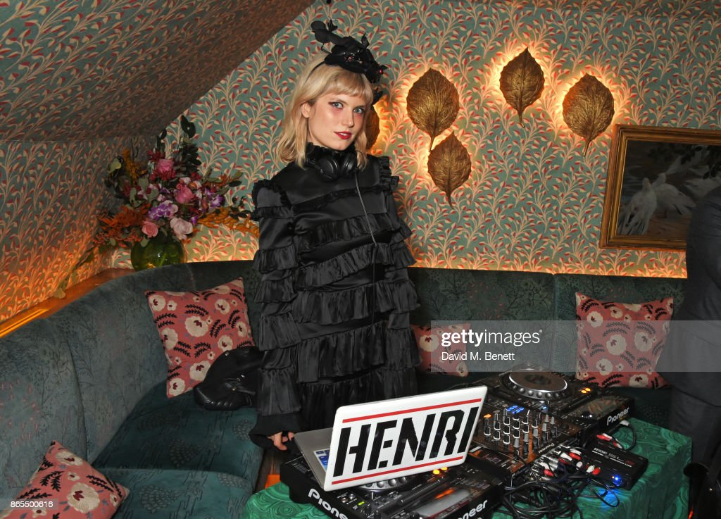 The Fashion Awards 2017 Nominees Party