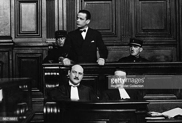 Henri Charriere Papillon criminal sentenced to hard labour became later writer during his trial