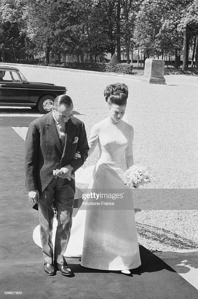 Mariage D'Anne De France Et De Carlos De Bourbon : News Photo