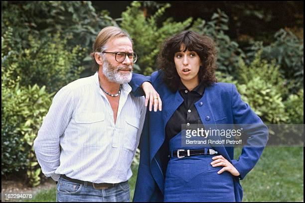 Henri Garcin and Anemone meet in 1982
