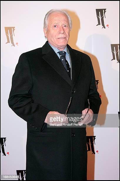 Henri Garcin at Gala Evening At Cinema Max Linder In Paris To Celebrate The Restoration Of The Film Barry Lyndon
