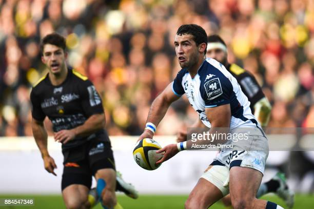 Henri Immelman of Montpellier during the Top 14 match between La Rochelle and Montpellier on December 2 2017 in La Rochelle France