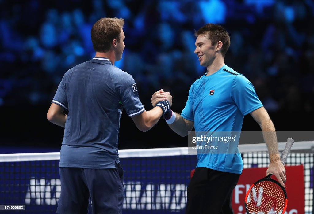Day Five - Nitto ATP World Tour Finals : News Photo