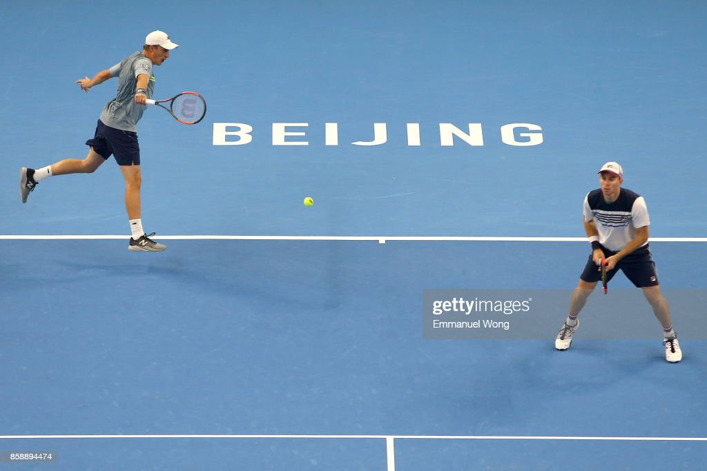 2017 China Open Day 9 - Finals : News Photo