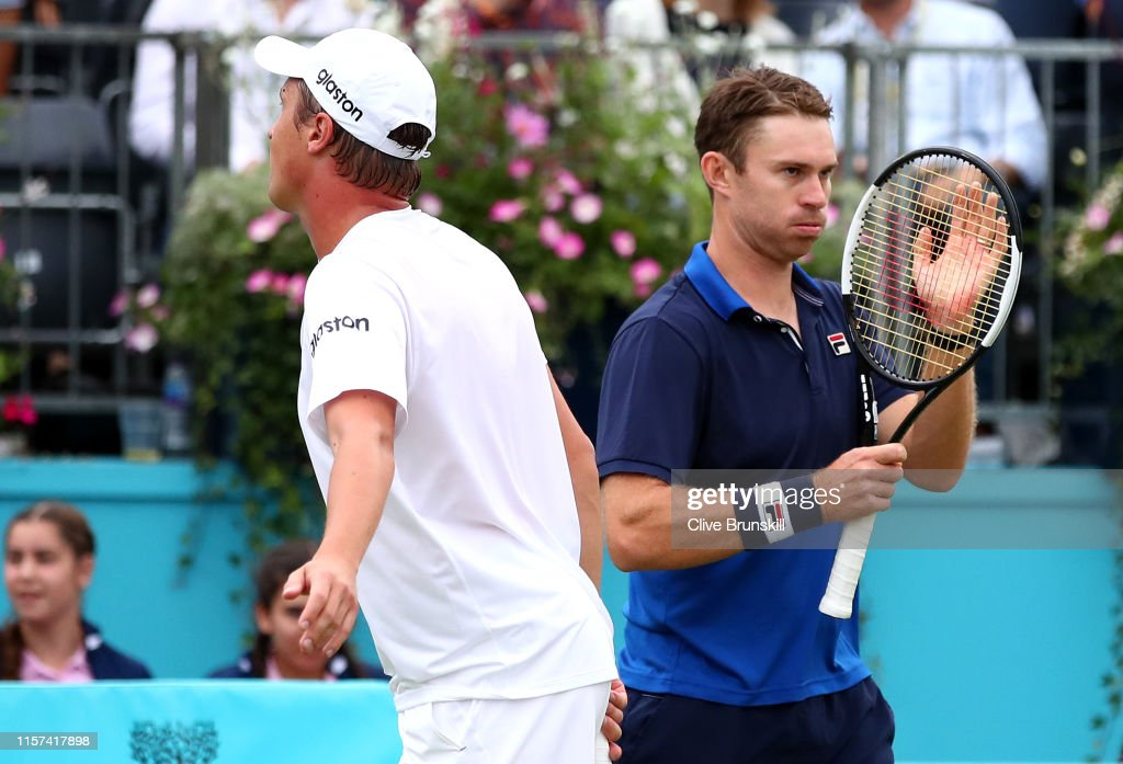 Fever-Tree Championships - Day Five : News Photo