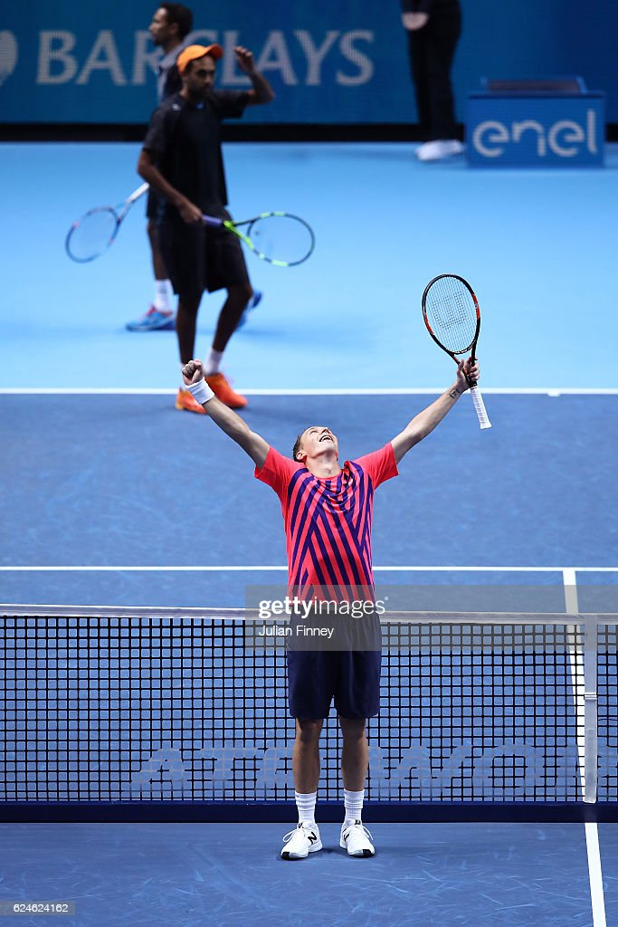Day Eight - Barclays ATP World Tour Finals