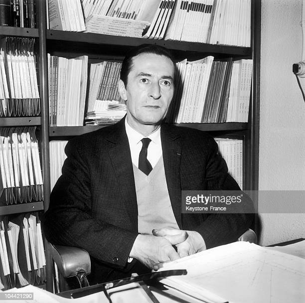 Henri Laborit In 1966