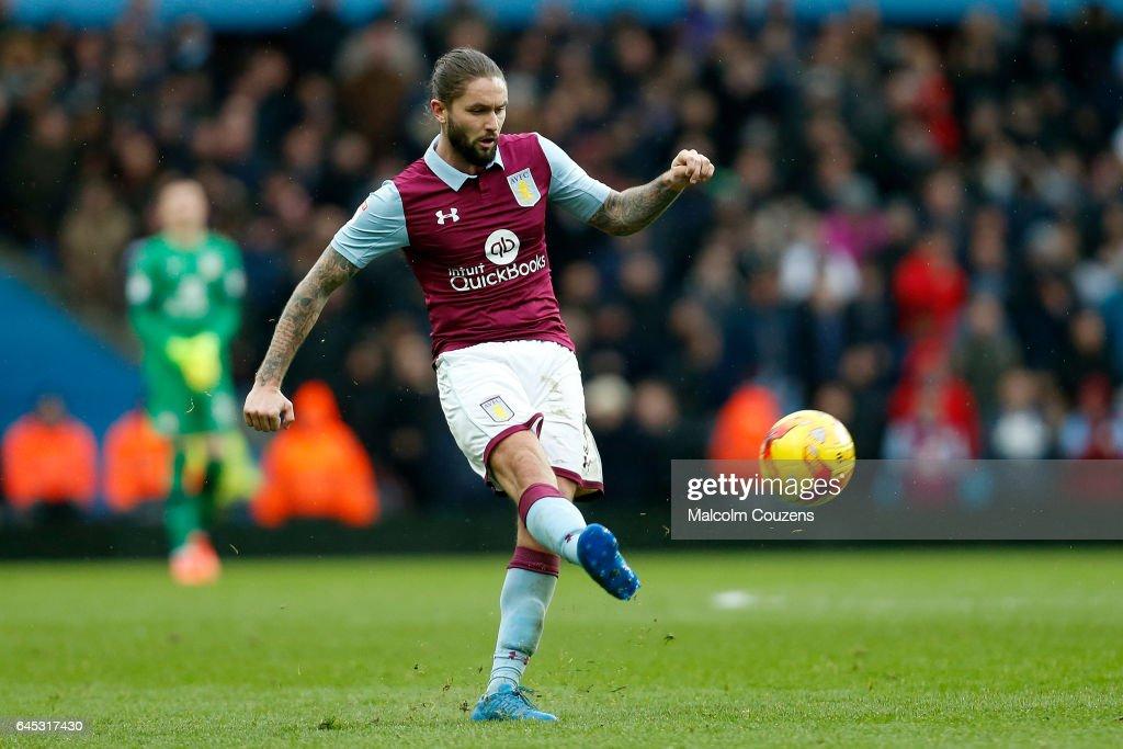 Aston Villa v Derby County - Sky Bet Championship : News Photo