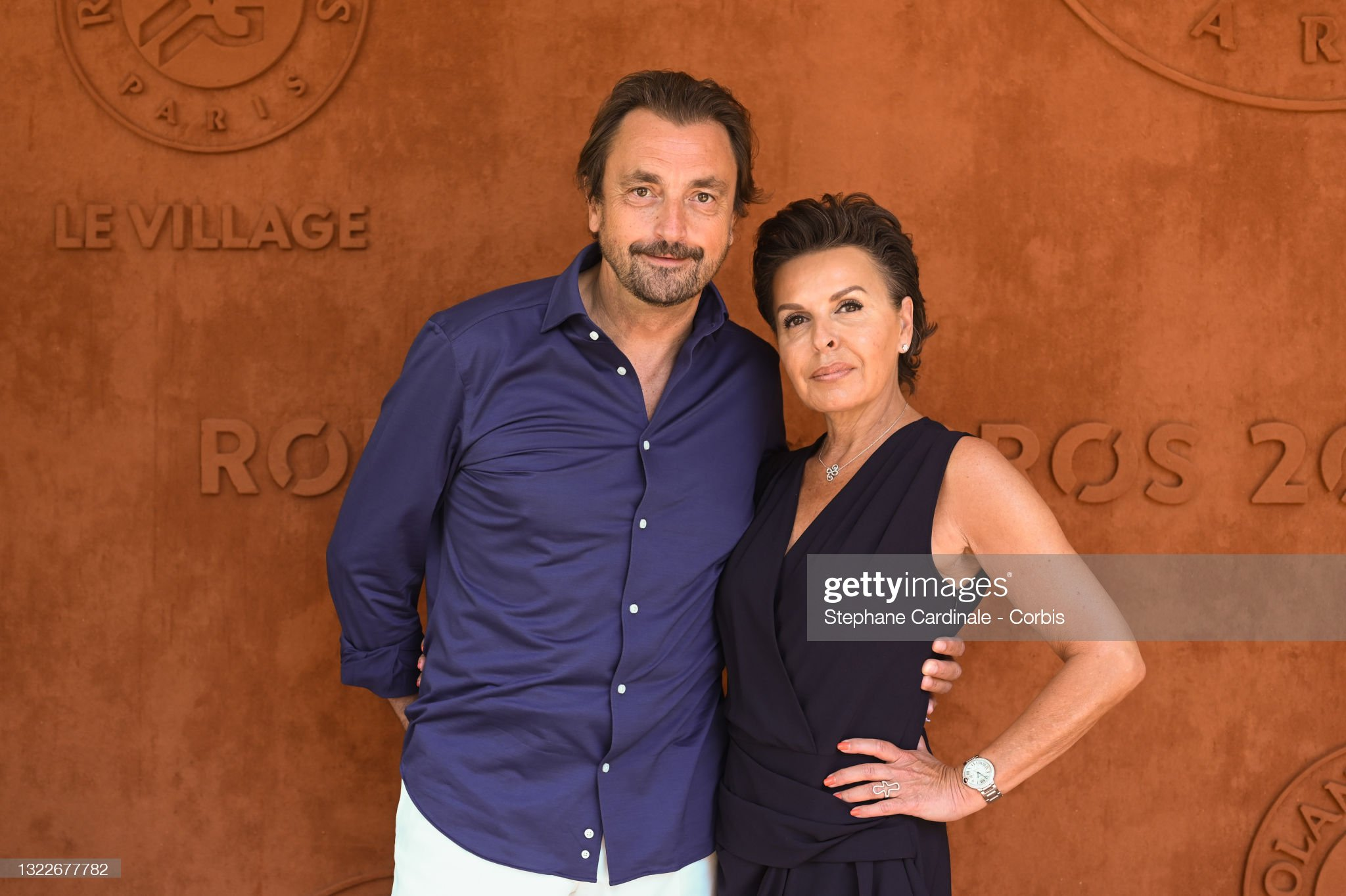 Celebrity At The French Open - Day Eleven : News Photo