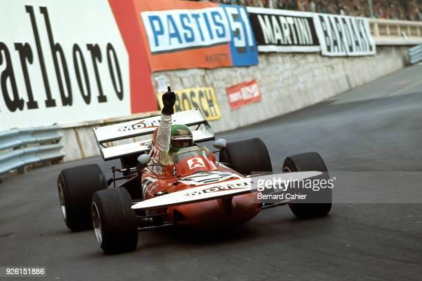 Henri Pescarolo MarchFord 711 Grand Prix of Monaco Circuit de Monaco 23 May 1971