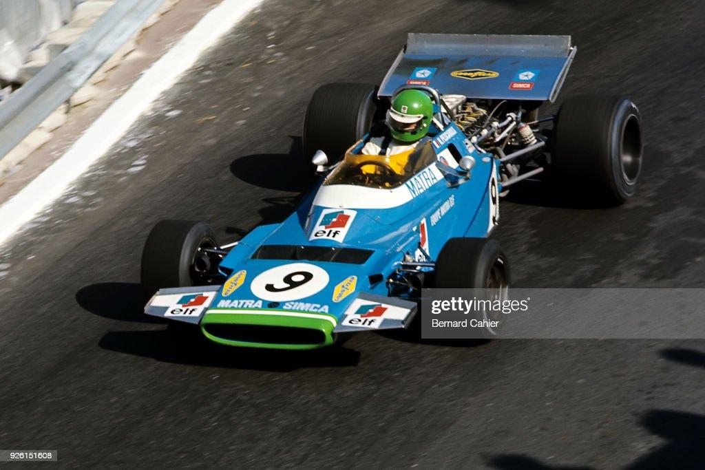 Henri Pescarolo, Grand Prix Of Monaco : News Photo