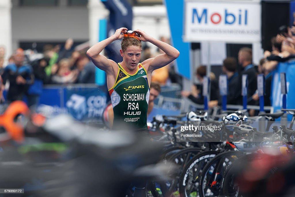 ITU World Triathlon Hamburg - Day 1