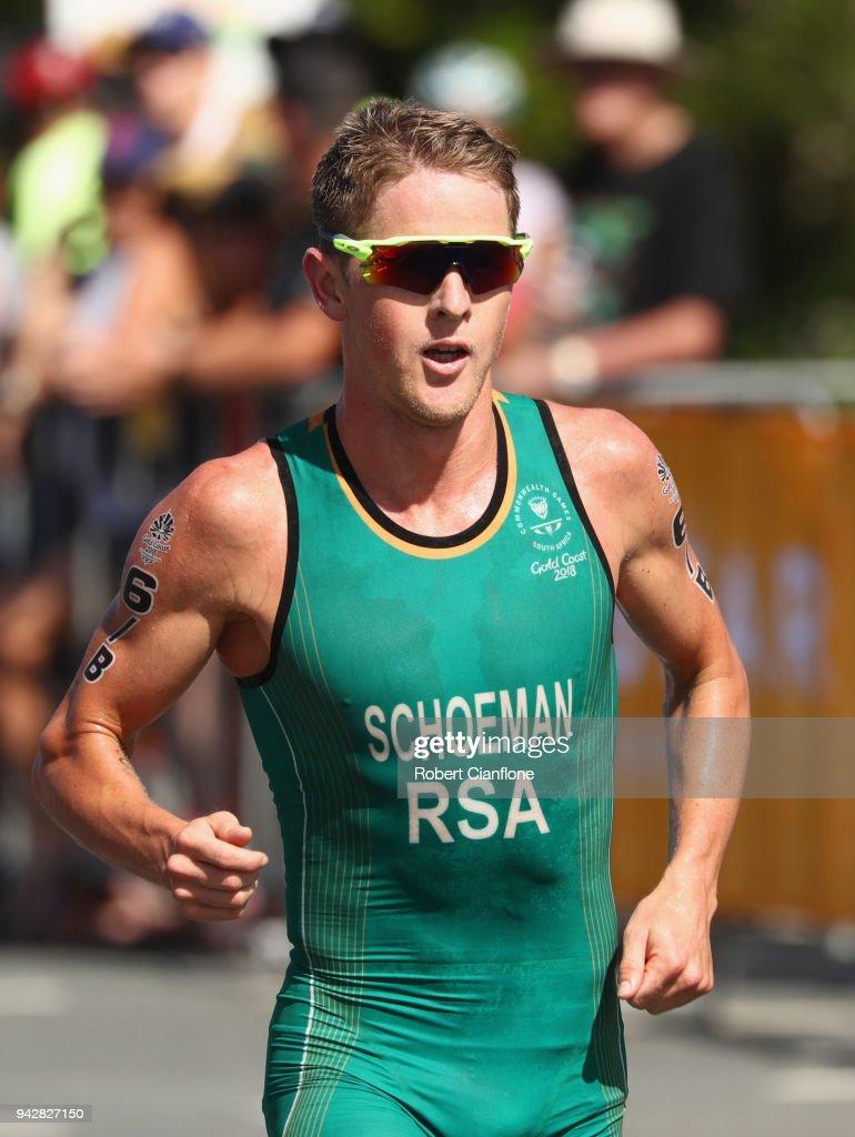 Triathlon - Commonwealth Games Day 3