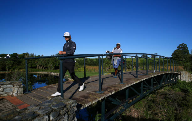 ZAF: Dimension Data Pro-Am - Day Two