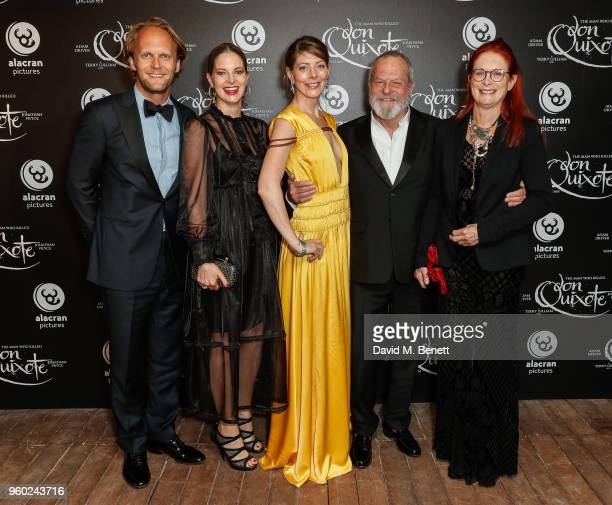 Henrick Karlberg Holly Gilliam Amy Gilliam Terry Gilliam and Maggie Gilliam attend the Alacran Pictures party celebrating the premiere of The Man Who...