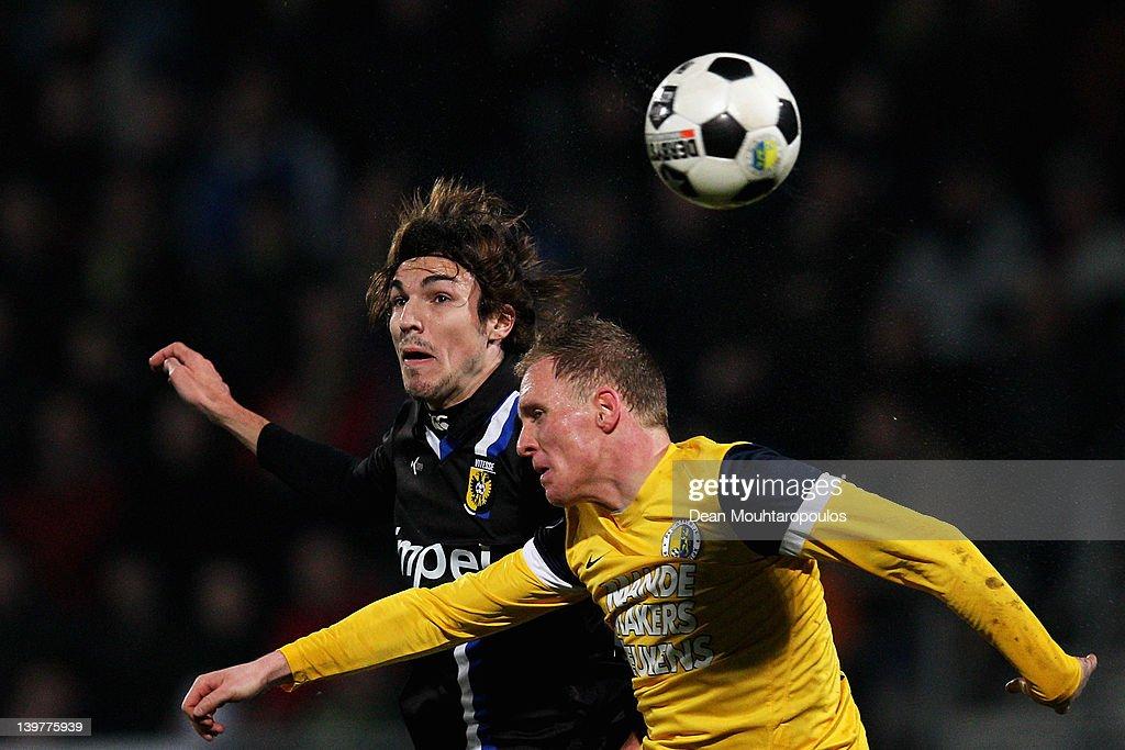 RKC Waalwijk v Vitesse Arnhem - Eredivisie