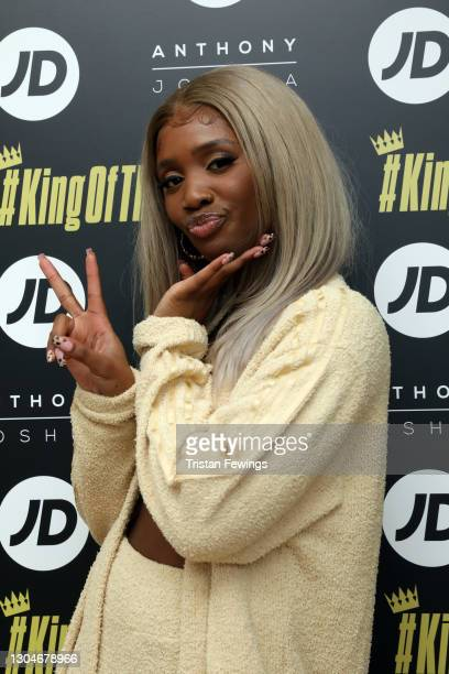 Henrie attends as JD's Anthony Joshua hosts his #KingOfTheAirwaves radio show live on TikTok with a host of special guests including Munya Chawawa,...