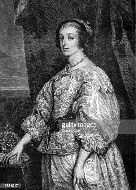 Henrietta Maria Wife of King Charles I of England 25 November 1609 – 10 September 1669