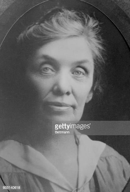 Henrietta Willkie mother of Wendell Willkie Photo filed July 3 1940