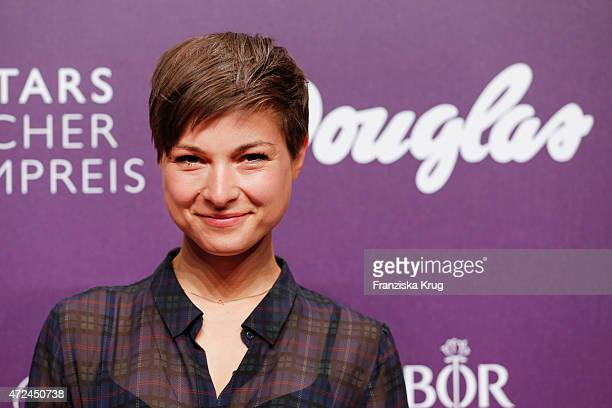 Henriette Richter-Roehl attends the Douglas At Duftstars 2015 on May 07, 2015 in Berlin, Germany.