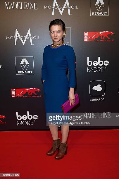 Henriette Richter-Roehl attends the 'New Faces Award Film 2014' at e-Werk on May 8, 2014 in Berlin, Germany.