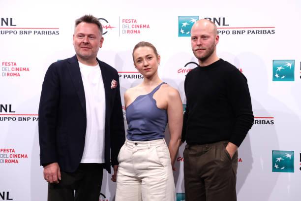 """ITA: """"The North Sea"""" Photocall - 16th Rome Film Fest 2021"""