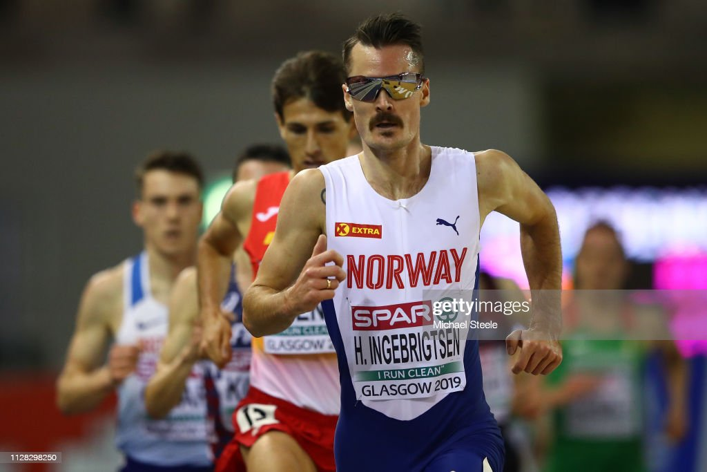 2019 European Athletics Indoor Championships - Day One : News Photo