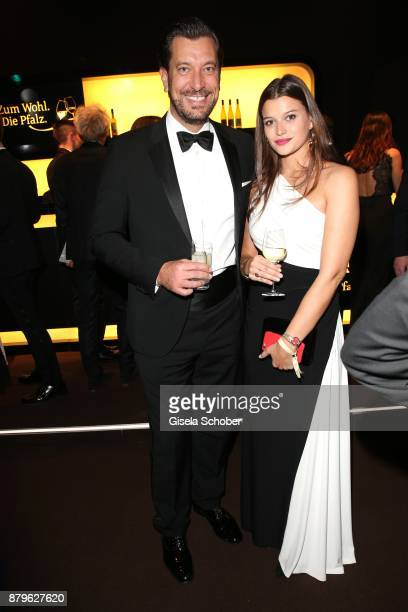 Henrik Ekdahl IWC during the Bambi Awards 2017 after party at Atrium Tower Stage Theater on November 16 2017 in Berlin Germany