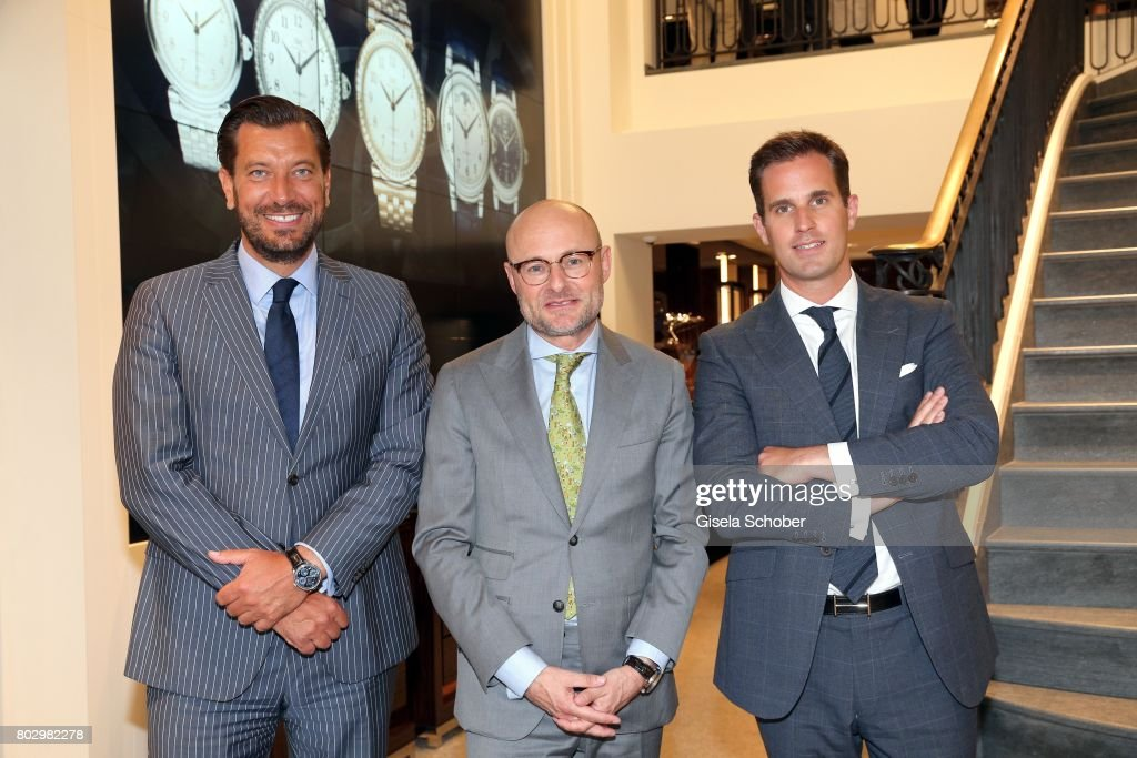 Exclusive Grand Opening Event Of The New IWC Schaffhausen Boutique In Munich