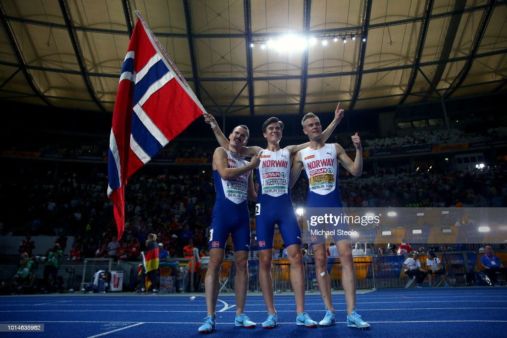 24th European Athletics Championships - Day Four : News Photo
