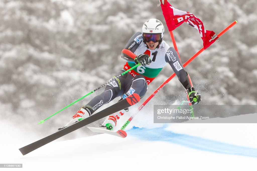 BGR: Audi FIS Alpine Ski World Cup - Men's Giant Slalom