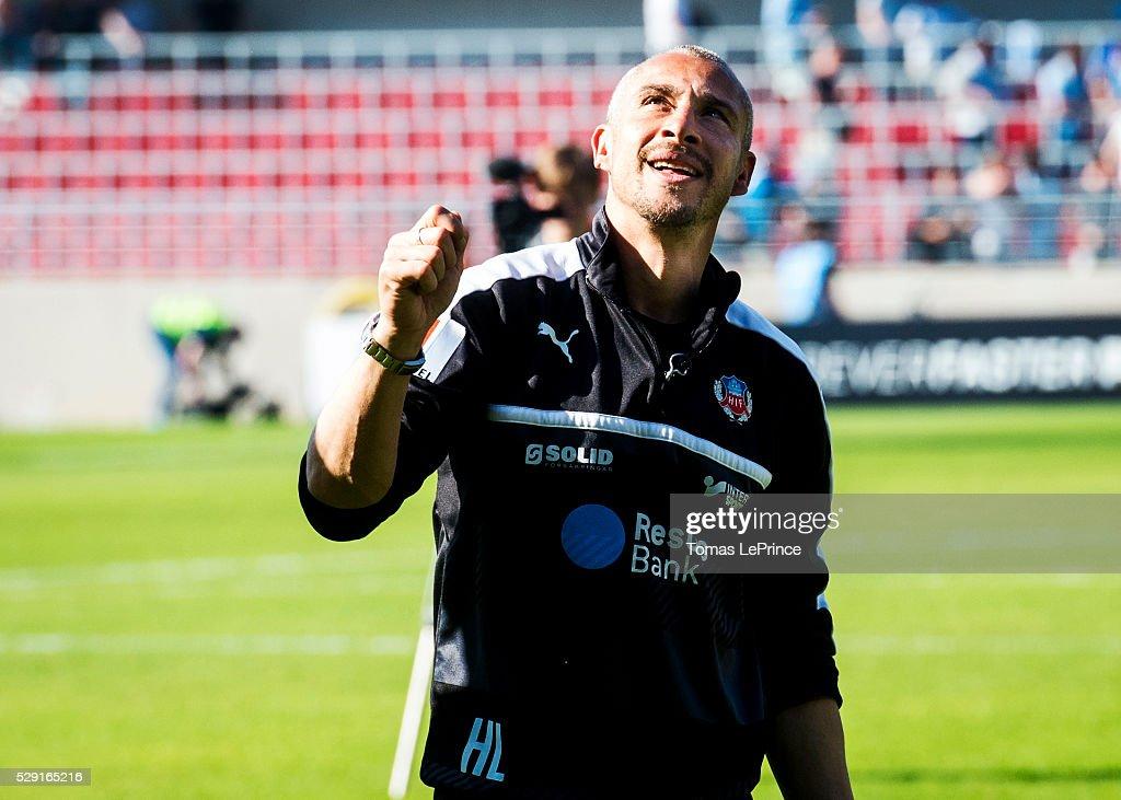 Helsingborgs IF v Malmo FF - Allsvenskan : Foto jornalística