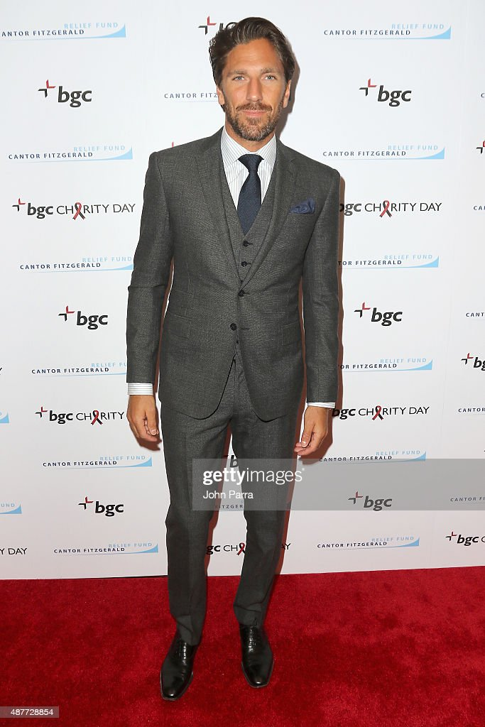 Annual Charity Day Hosted By Cantor Fitzgerald And BGC - BGC Office - Arrivals