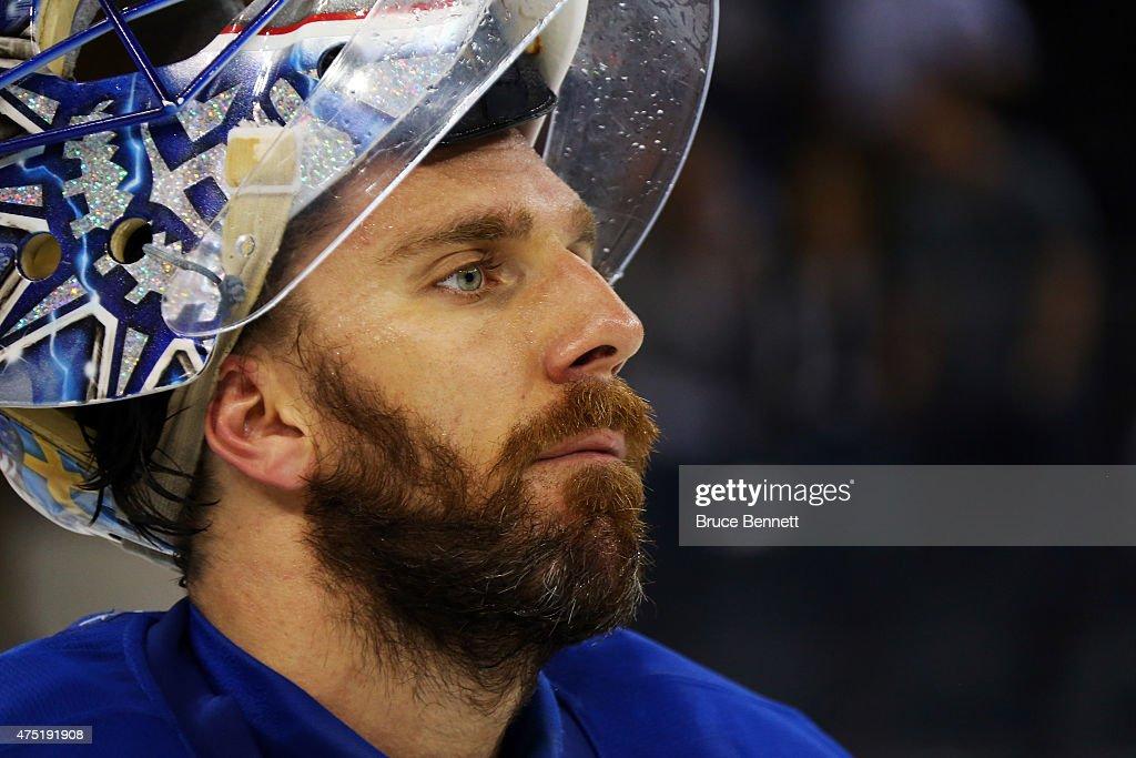 Tampa Bay Lightning v New York Rangers - Game Seven : News Photo