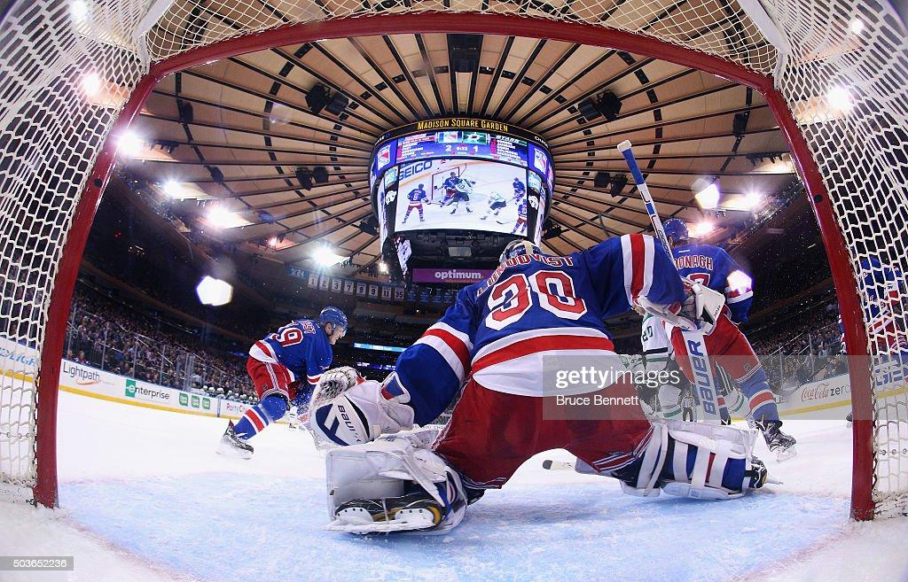 Dallas Stars v New York Rangers : News Photo