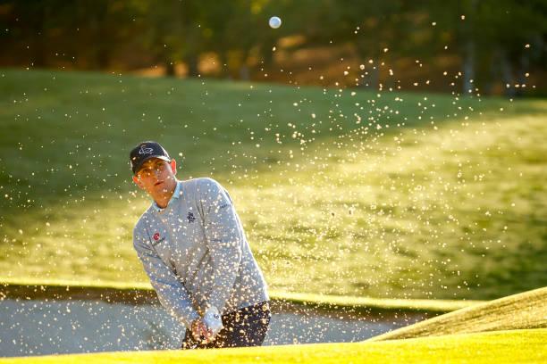 NC: Wells Fargo Championship - Round One